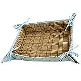 Xiaohua 1pc Pet Summer Mat Sleeping Mat Pets Bed-Mat Cat Cat Dog Berth Pet Rest Mat Tamaño S (Azul Celeste) S Cielo Azul