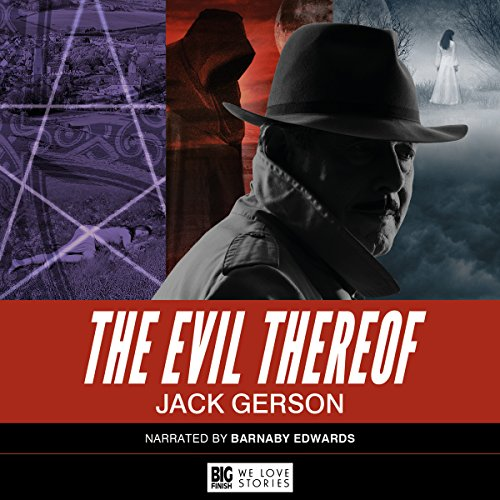 The Evil Thereof audiobook cover art