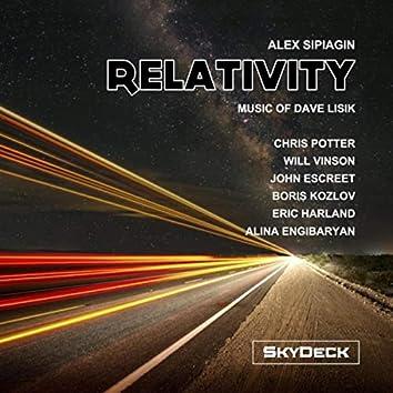 Relativity (feat. Chris Potter, Will Vinson, John Escreet, Boris Kozlov, Eric Harland & Alina Engibaryan)