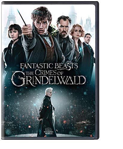 Fantastic Beasts Crimes Grindelwald DVD