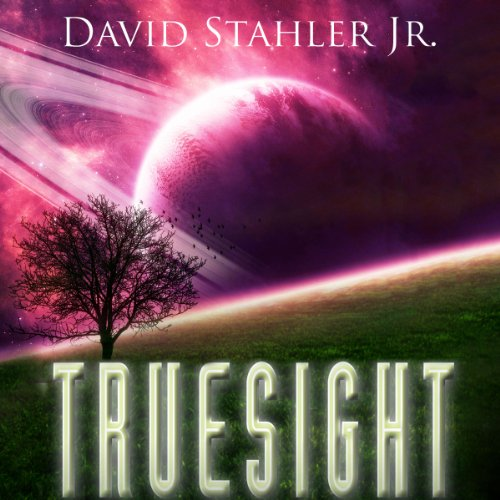 Truesight audiobook cover art