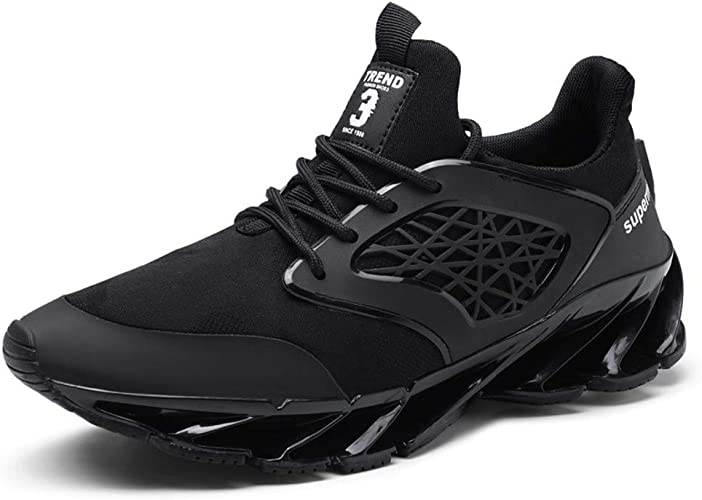OPQZ Running chaussures Men's chaussures Autumn and Winter Tide chaussures Wild Sports Tide Brand chaussures Running chaussures Men