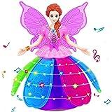 Mamum Multifunktionale Musikpuppe, Mädchen, Tanzende Prinzessin, Multifunktions-Musikpuppe,...