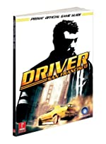 Driver San Francisco - Prima Official Game Guide de Prima Games