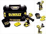 DeWALT 18,0 V XRP Dreigang-batería-martillo (sin...