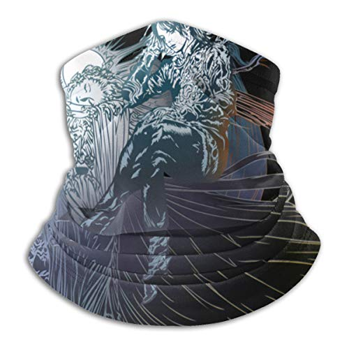 Unisex Final Fantasy XV Logo Music UV-Proof Cold-Proof Thermal Mask Mask Dust-Proof Wind-Proof Neckband Leggings