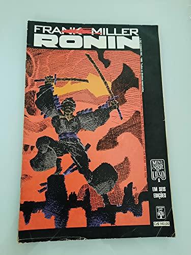 RONIN - Minissérie em 06 edições