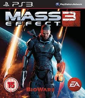 Mass Effect 3 Importación inglesa