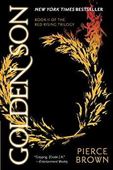 Golden Son (Red Rising Series Book 2) by [Pierce Brown]