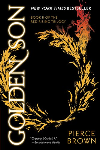 Golden Son (Red Rising Series Book 2) (English Edition)