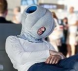 Reisekissen Einschlafhilfe Kopfkissen der besonderen Art - Tiefer Schlaf überall und zu jederzeit -...
