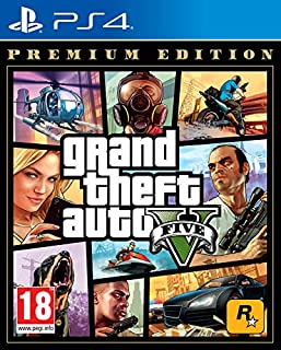 Grand Theft Auto V: Premium Edition (PS4) (B07WPD3DTC) | Amazon price tracker / tracking, Amazon price history charts, Amazon price watches, Amazon price drop alerts