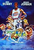 Space Jam - Michael Jordan - Bill Murray - Filmposter A3