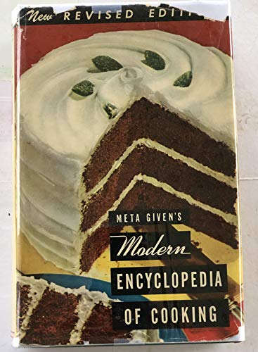 Meta Given's Modern Encyclopedia of Cooking Volume One (1)