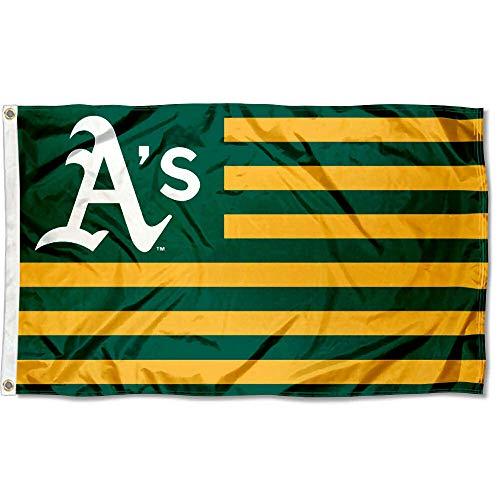 WinCraft Oakland A's Nation Flag 3x5 Banner