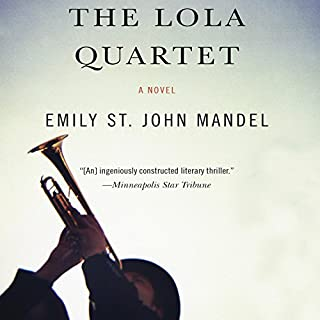 The Lola Quartet audiobook cover art