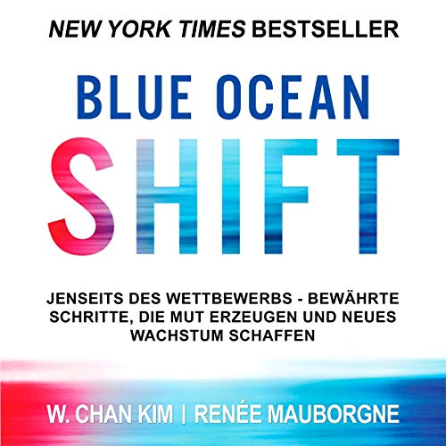 Blue Ocean Shift (German Edition) cover art