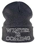Gorro : Winter is Coming/Regalo-s Hip Hop y Rap/Gorras de Hombre y Mujer/Gorros Invierno/Gorra de...