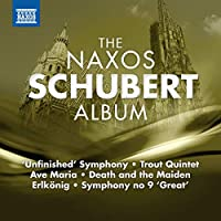 Naxos Schubert Album