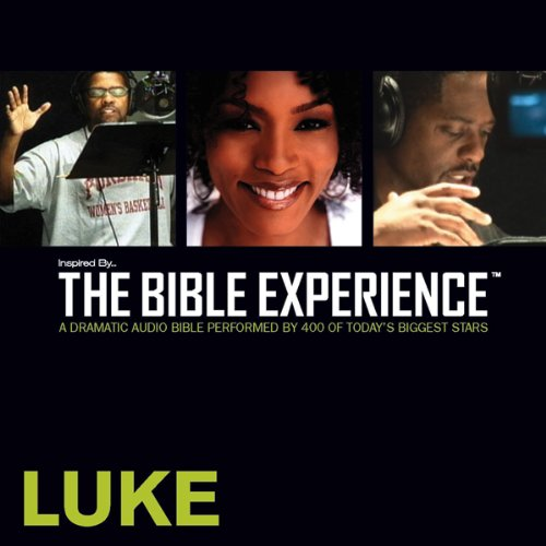 Inspired By … The Bible Experience Audio Bible - Today's New International Version, TNIV: (31) Luke audiobook cover art