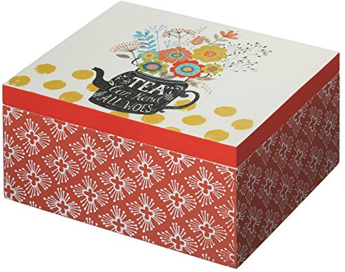 Tea Can Mend All Woes Tea Box