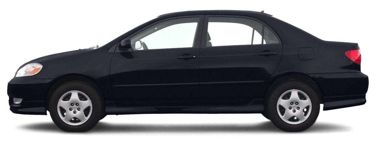 ... 2004 Toyota Corolla LE, 4-Door Sedan Automatic Transmission (Natl) ...
