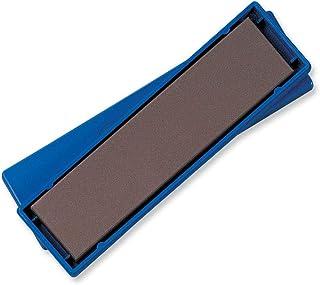 Spyderco 302M Pocket - Piedra para afilar Cuchillos (Media), Color Gris