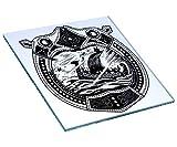 Lokis - Baúl para Espejo, decoración Vikingo, Buque de dragón, mitología nórdica, Thor Odin Sleipnir