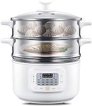 ECSWP ZHGUOCFYJ Cuisinière Pression électrique, mijoteuse, cuiseur à Riz, Vapeur, Saute, Yaourtière, et Plus Chaud