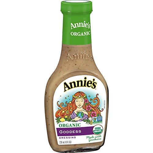 Annie's Organic Goddess Dressing 8 fl oz Bottle