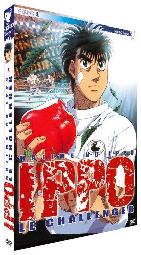 Hajime no ippo le challenger vol 1