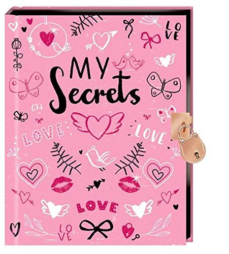 Tagebuch - My Secrets: Liebe und andere Geheimnisse (Alben & Geschenke für Kinder)