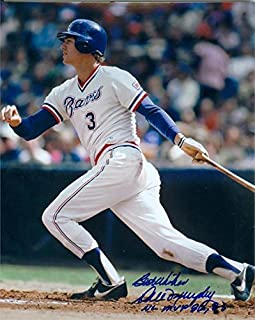 Autographed Dale Murphy Photograph - 8x10 Image #SC1 inscribed NL MVP 82 83 - Autographed MLB Photos