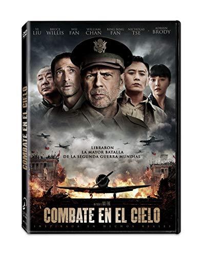 Combate En El Cielo [DVD]