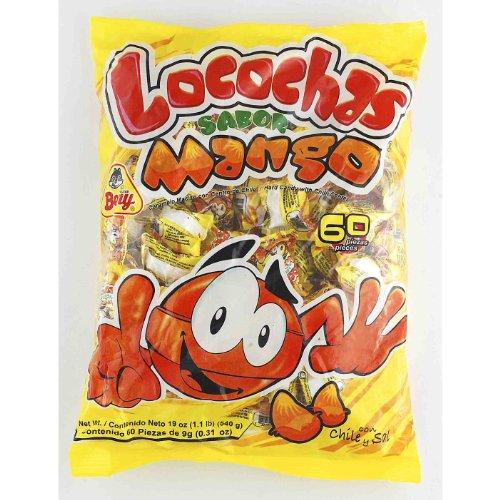 Beny Locochas Mango Flavor 60 Pcs.