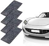 Nano Sparkle Cloth (4pcs), Nano Sparkle Cloth for Car Scratches Remover, Nano Cloth For Car Paint Scratch Repair, Nano Magic Cloth Easy To Repair Light Scratch Car Paint,Water Spots