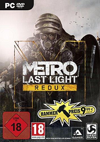 Metro: Last Light Redux - [PC]
