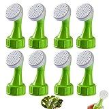 dancepandas Annaffiatoio Irrigatore 8PCS Spruzzatore Bottiglia Portable Irrigatore Bottiglia per La Coltivazione di Piante Piante Bonsai Semi 7 * 3 * 2.2cm (Verde)