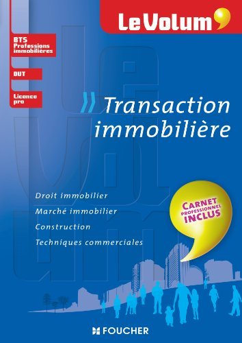 Le Volum' Transaction immobilière