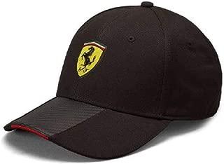 Branded Sports Merchandising B.V. Scuderia Ferrari F1 Black Carbon Hat