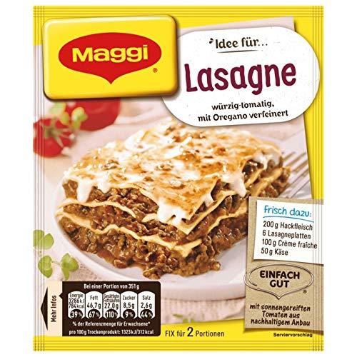 Maggi Idee für Lasagne (20 x 43g)