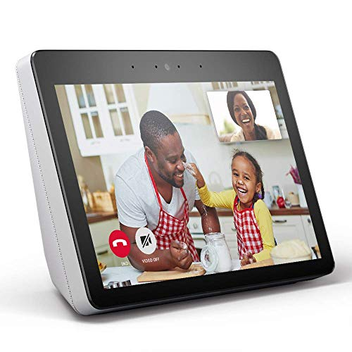 "Echo Show (2nd Gen) – Premium sound and a vibrant 10.1"" HD screen - Sandstone"