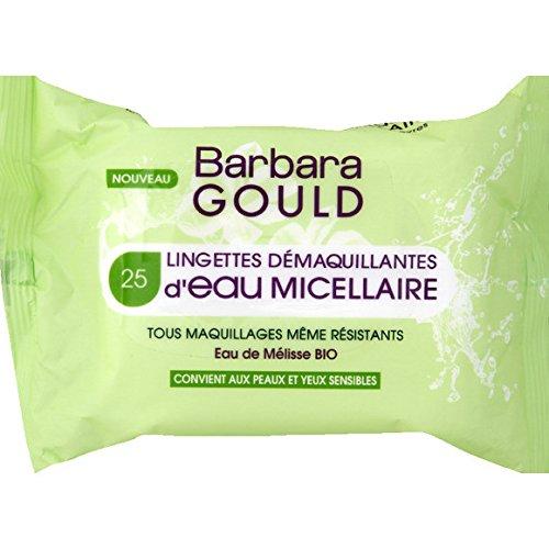Barbara Gould toallitas desmaquillantes al agua micelar – Precio por unidad – Envío rápido y cuidado