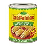 Las Palmas Green Chile Enchilada Sauce, Medium, 19 oz
