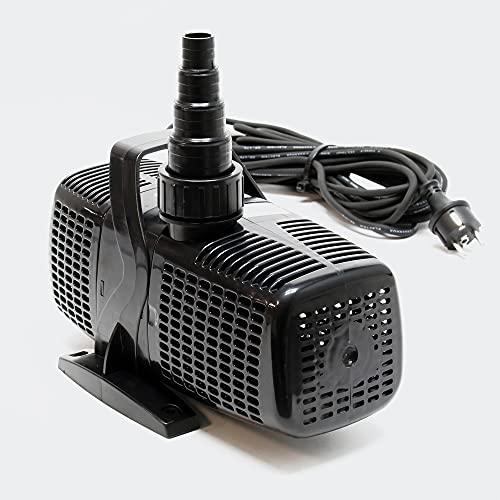 SunSun CQP-8000 Eco Teichpumpe 8000l/h 70W