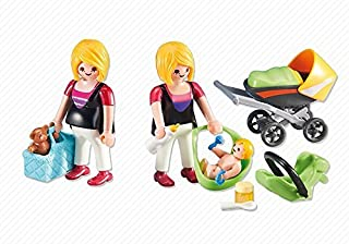 PLAYMOBIL® Add-On Series - Pregnant Mother with Baby