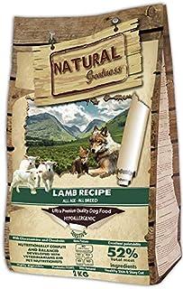 Natural Greatness Pienso seco para Perros Receta de Cordero
