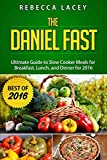 Daniel Fast: The Ultimate Guide to Slow Cooker Meals for Breakfast, Lunch, and Dinner for 2016 - Dairy Free & Vegan