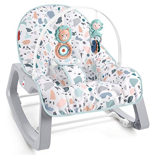 Fisher-Price Infant-to-Toddler Rocker, Multi