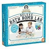 Science Academy Deluxe Bath Bomb Making Lab Kit – Kids & Teens Create 8 Bath...